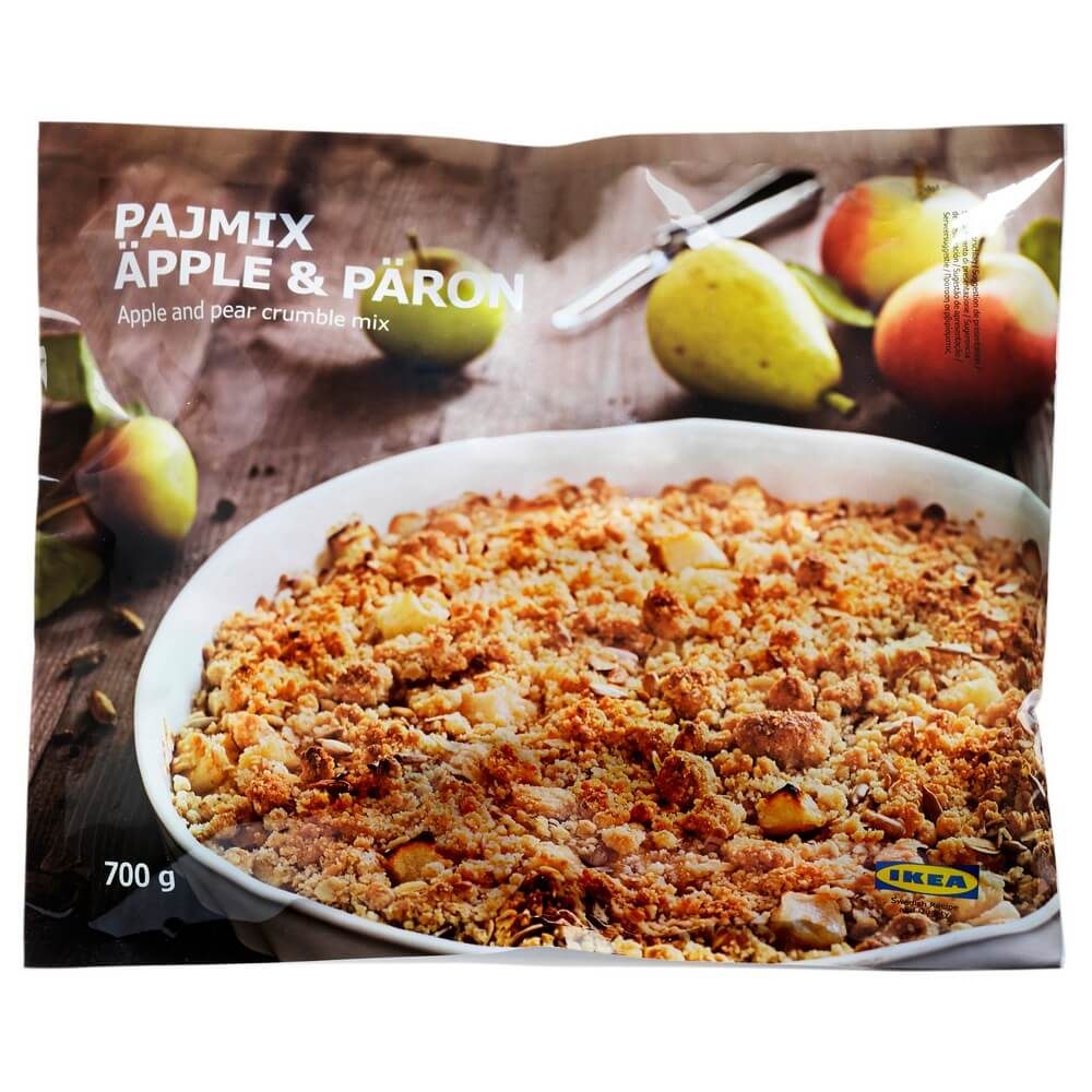 Смесь для пирога с яблоком и грушей PAJMIX APPLE & PARON
