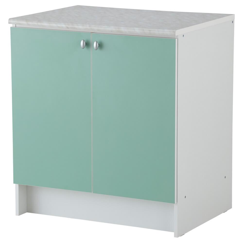 Напольный шкаф с дверцами АЛЬБРУ