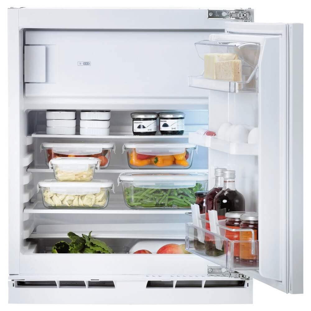 Встраиваемый холодильник с морозильной камерой ХУТТРА