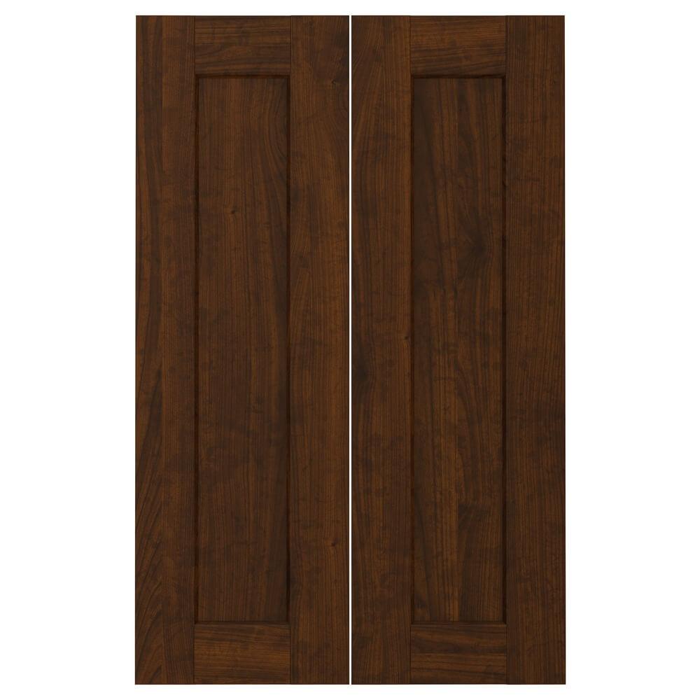 Дверца для напольного углового шкафа (2 штуки) ЭДСЕРУМ