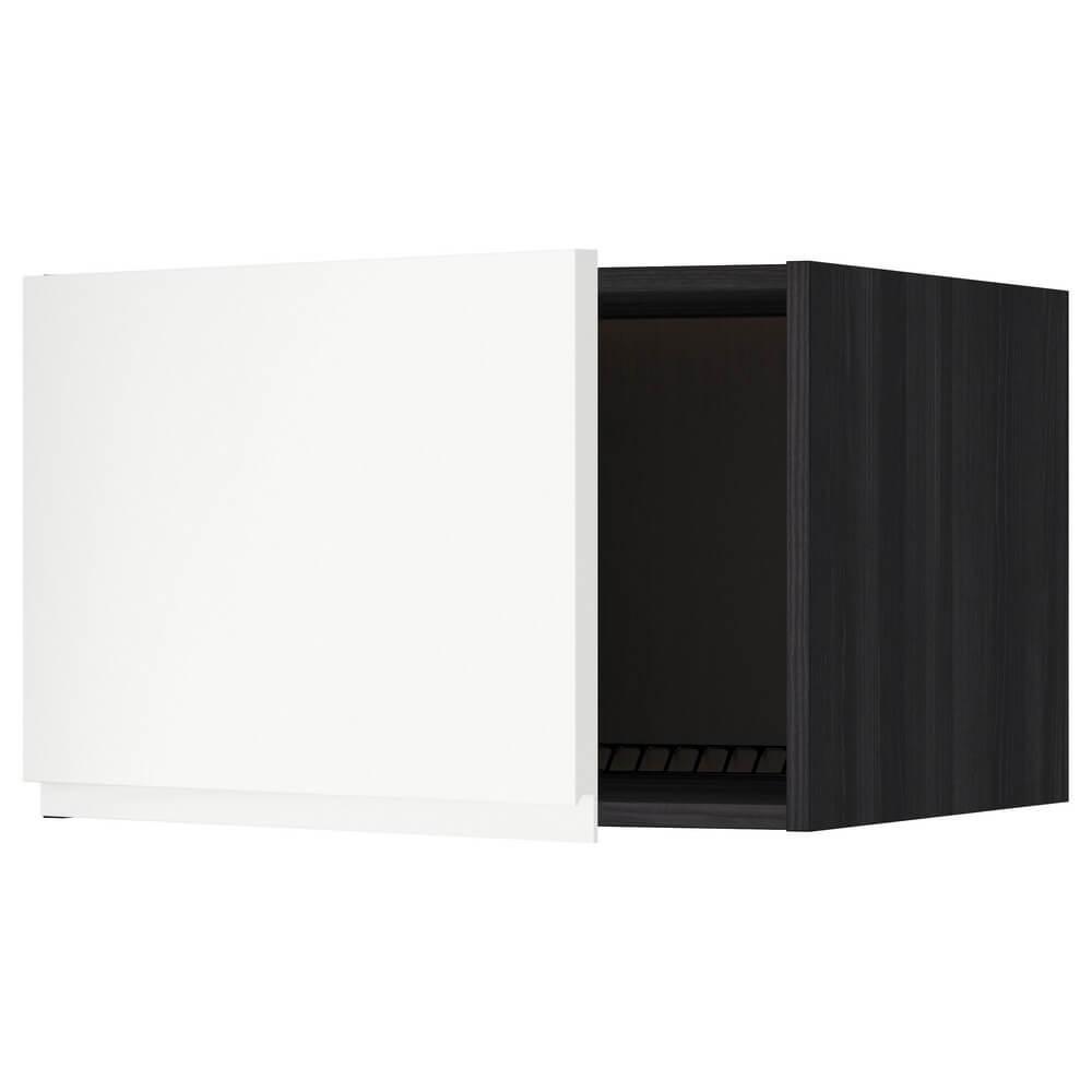 Верхний шкаф на холодильник или морозильник МЕТОД