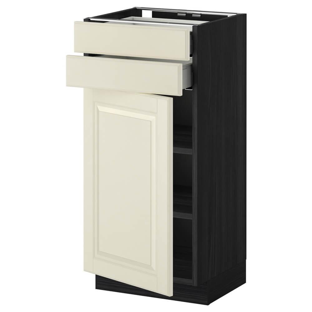 Напольный шкаф с дверцей и 2 ящиками МЕТОД / МАКСИМЕРА