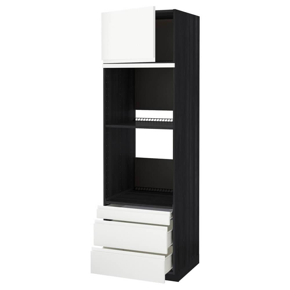 Высокий шкаф для духовки МЕТОД / ФОРВАРА