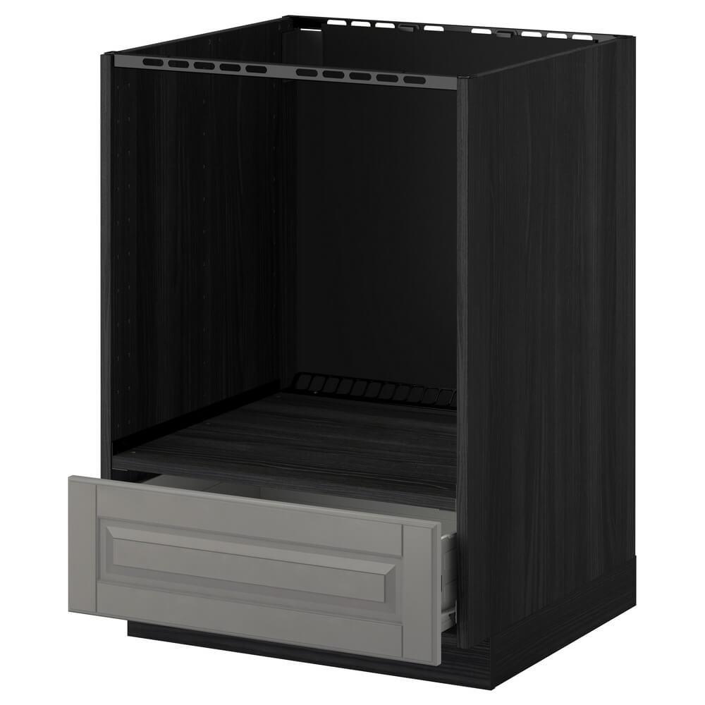 Напольный шкаф для духовки с ящиком МЕТОД / ФОРВАРА