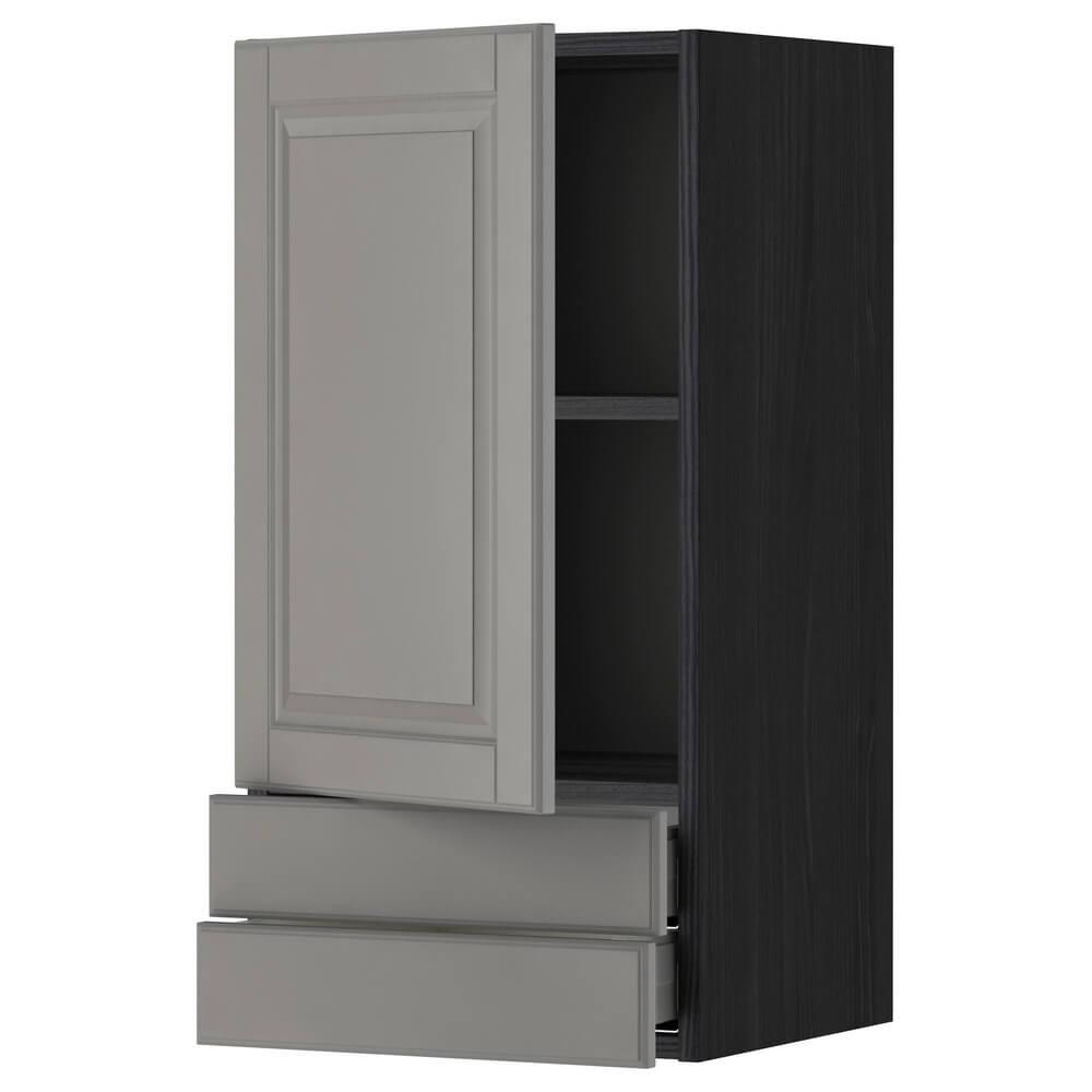 Навесной шкаф с дверцей и 2 ящиками МЕТОД / МАКСИМЕРА