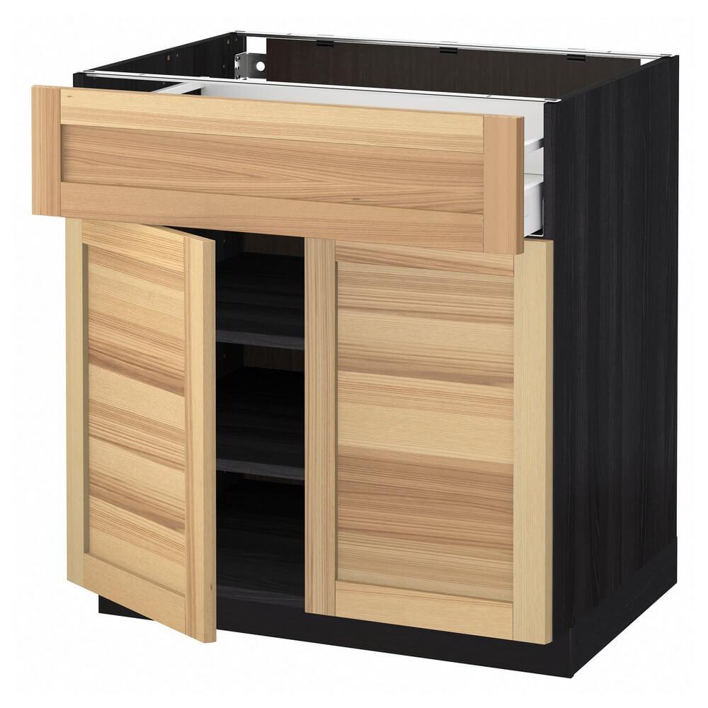 Напольный шкаф (ящик и 2 дверцы) МЕТОД / МАКСИМЕРА