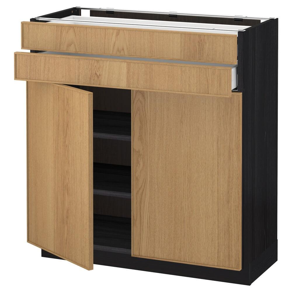 Напольный шкаф (2 дверцы и 2 ящика) МЕТОД / МАКСИМЕРА