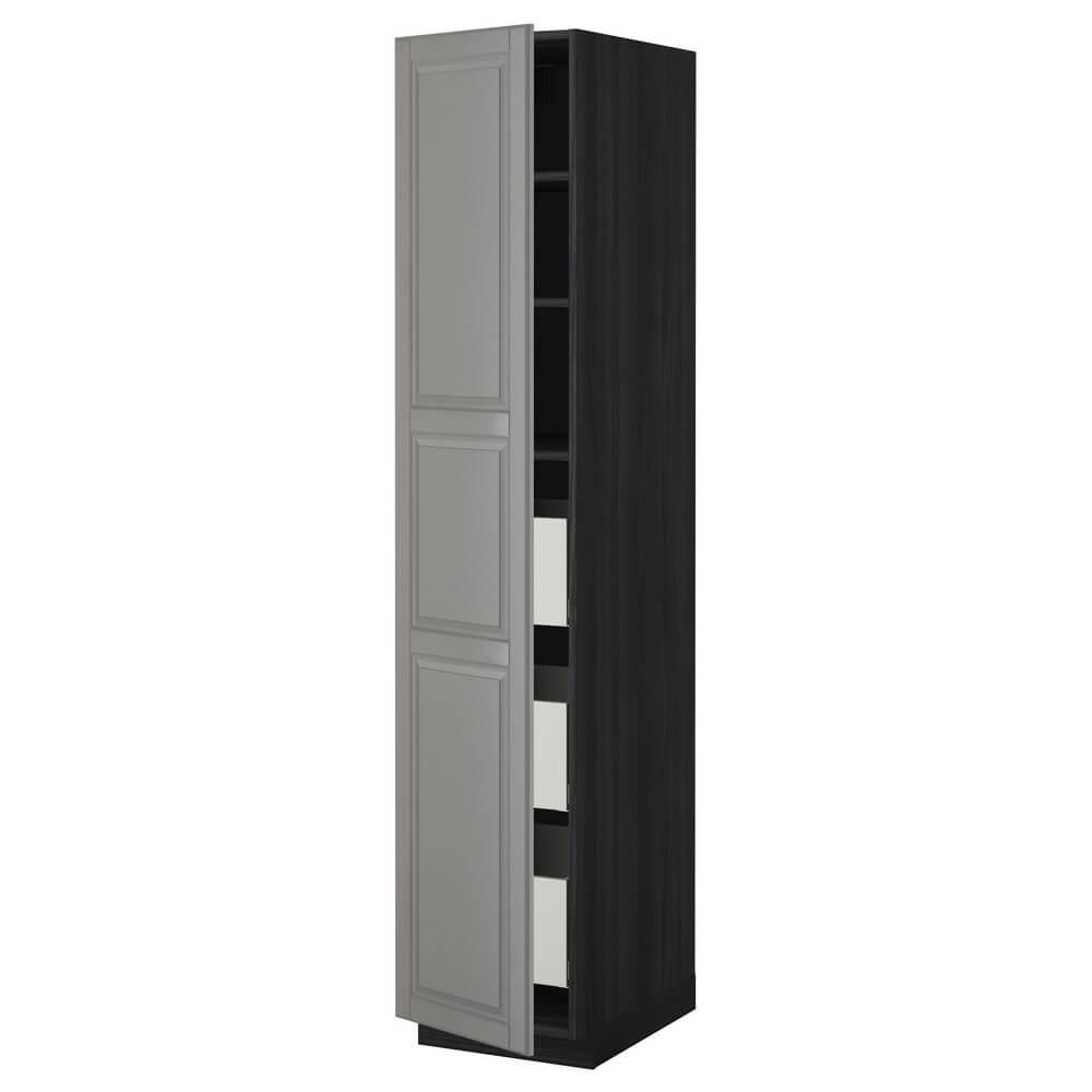 Высокий шкаф с ящиками МЕТОД / МАКСИМЕРА