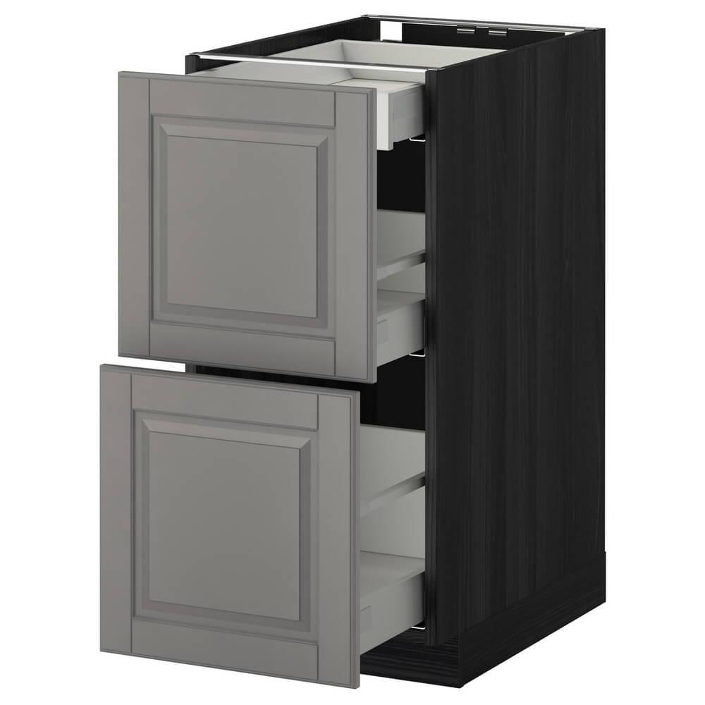 Напольный шкаф (2 фасада и 3 ящика) МЕТОД