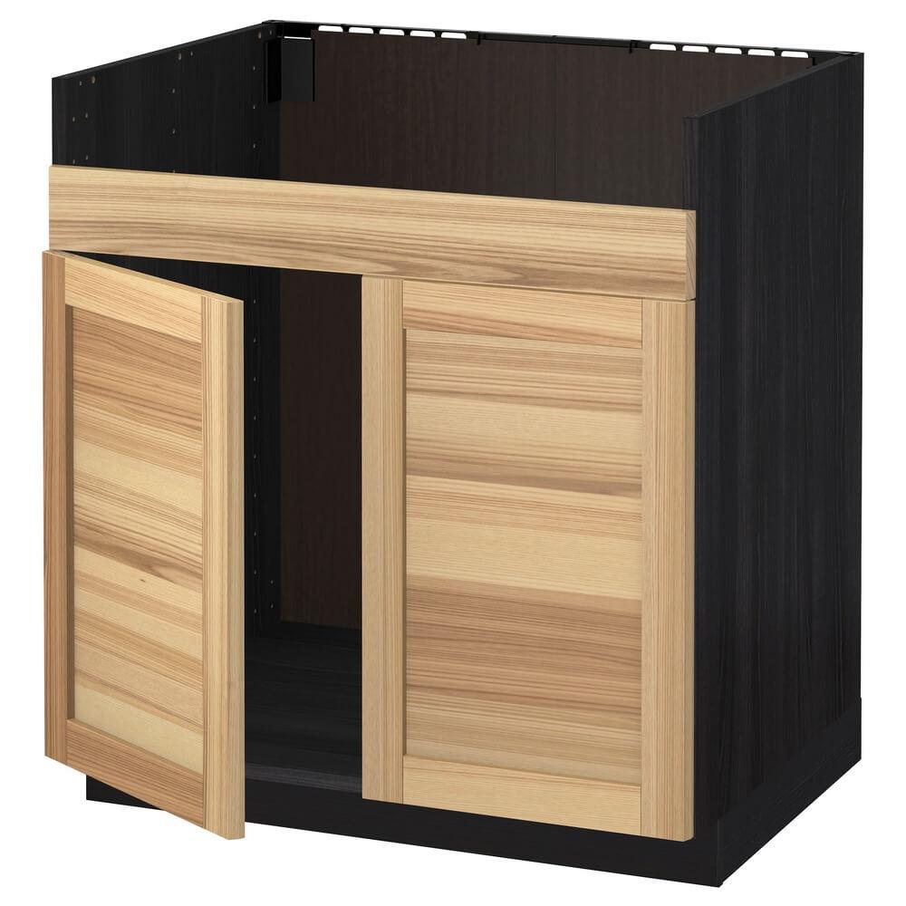 Напольный шкаф для двойной мойки ДУМШЁ МЕТОД