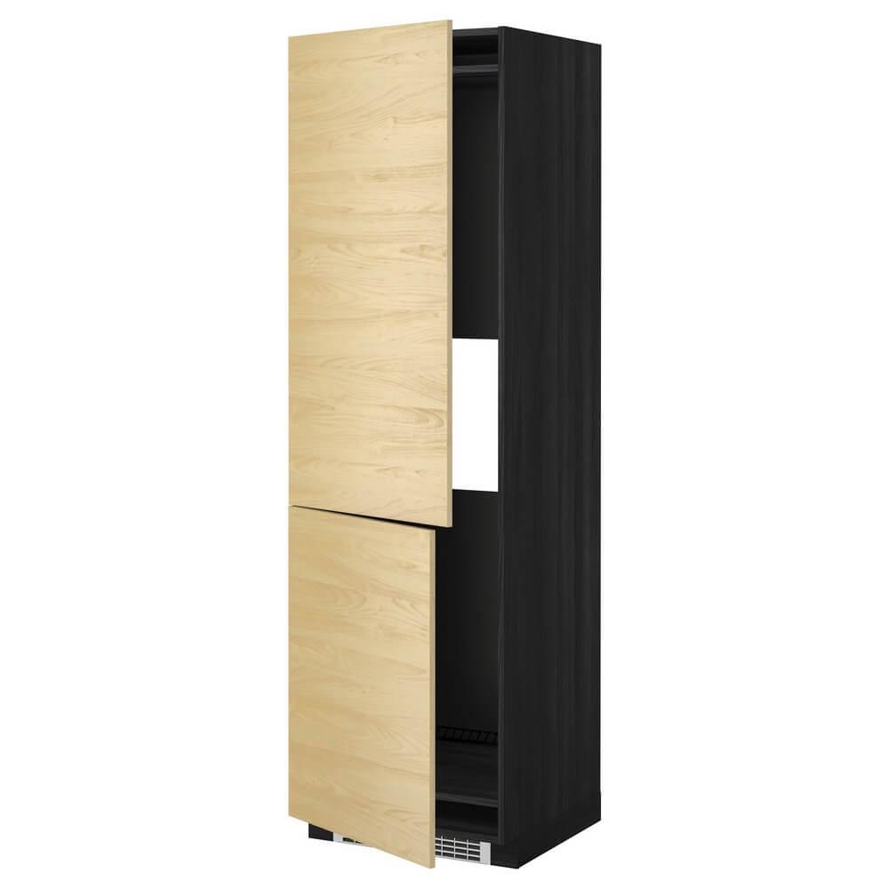 Высокий шкаф для холодильника или морозильника МЕТОД