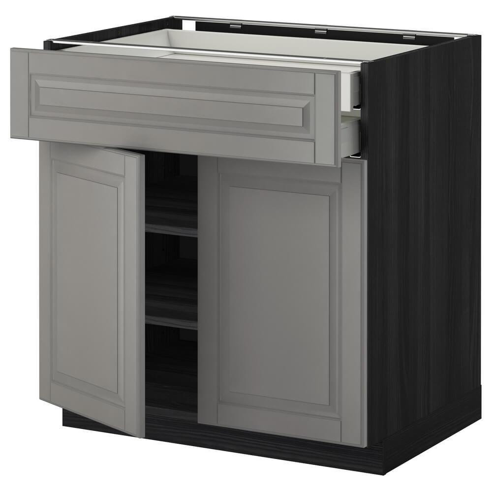 Напольный шкаф (2 дверцы и 2 ящика) МЕТОД