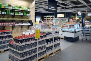 Магазин Шведские продукты в ИКЕА Дыбенко
