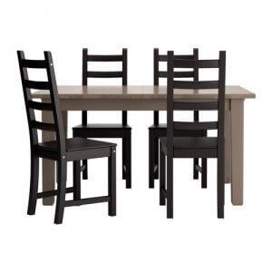 СТУРНЭС/КАУСТБИ Стол и 4 стула IKEA