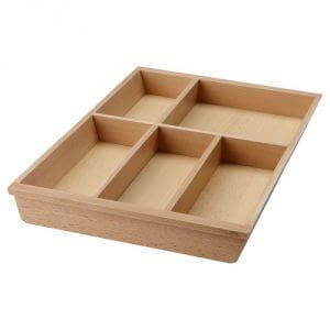 РАТИОНЕЛЬ лоток для столовых приборов IKEA