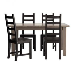 Мебель ИКЕА для дизайна кухни в скандинавском стиле