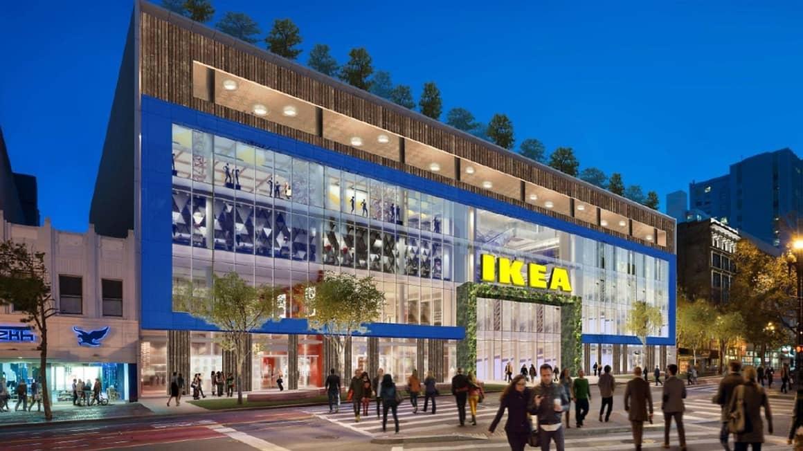 Ingka Centres приобретает здание 6X6 в центре Сан-Франциско