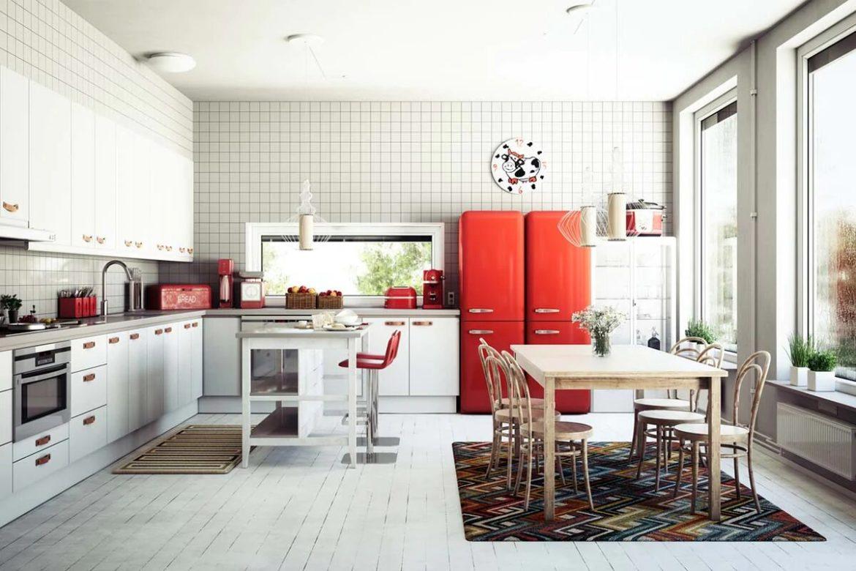 Как обустроить кухню: советы экспертов