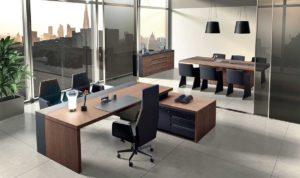 Офисная мебель от фабрики «Аленсио»