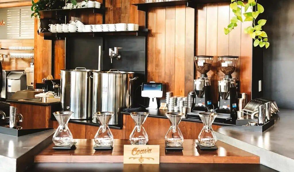 Кофемашина для кофейни из Италии