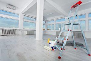 Самостоятельный ремонт офиса: плюсы и минусы