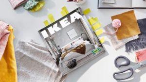 ИКЕА прекратит выпуск печатного каталога