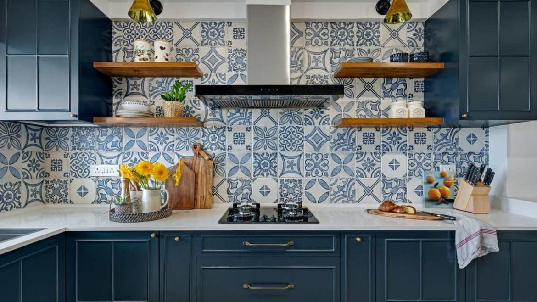 Особенности укладки кафельной плитки на кухне