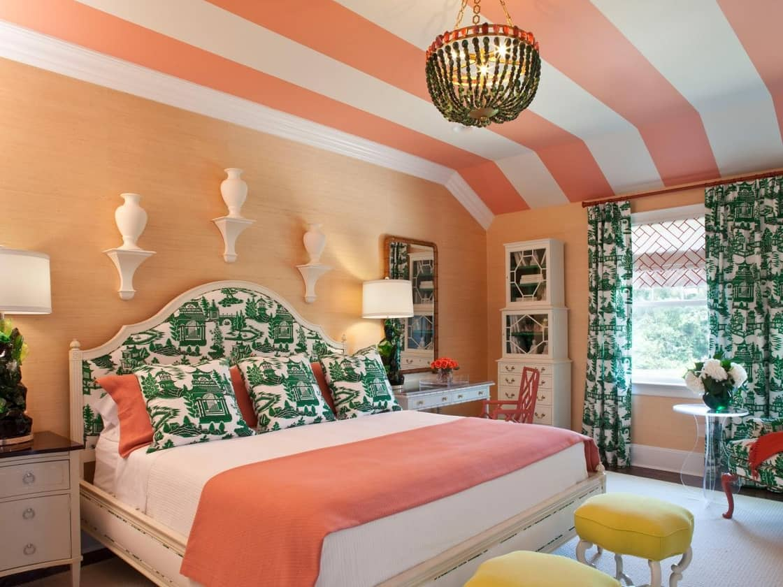 Выбираем цветовую гамму для спальни