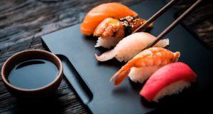 Обзор популярных сетей суши ресторанов г. Белоярский
