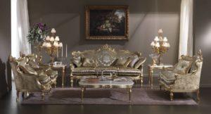 Стили итальянской мебели