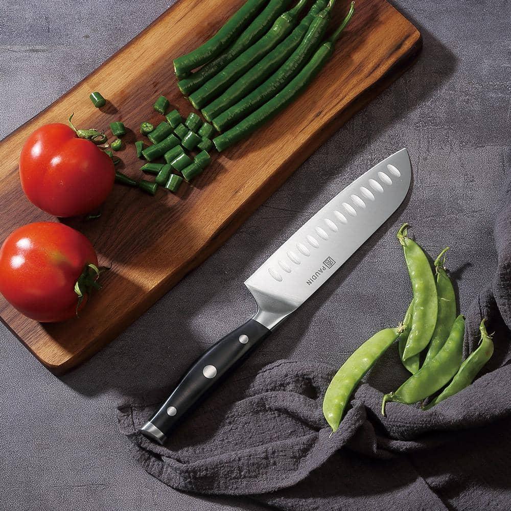 Особенности японского ножа сантоку