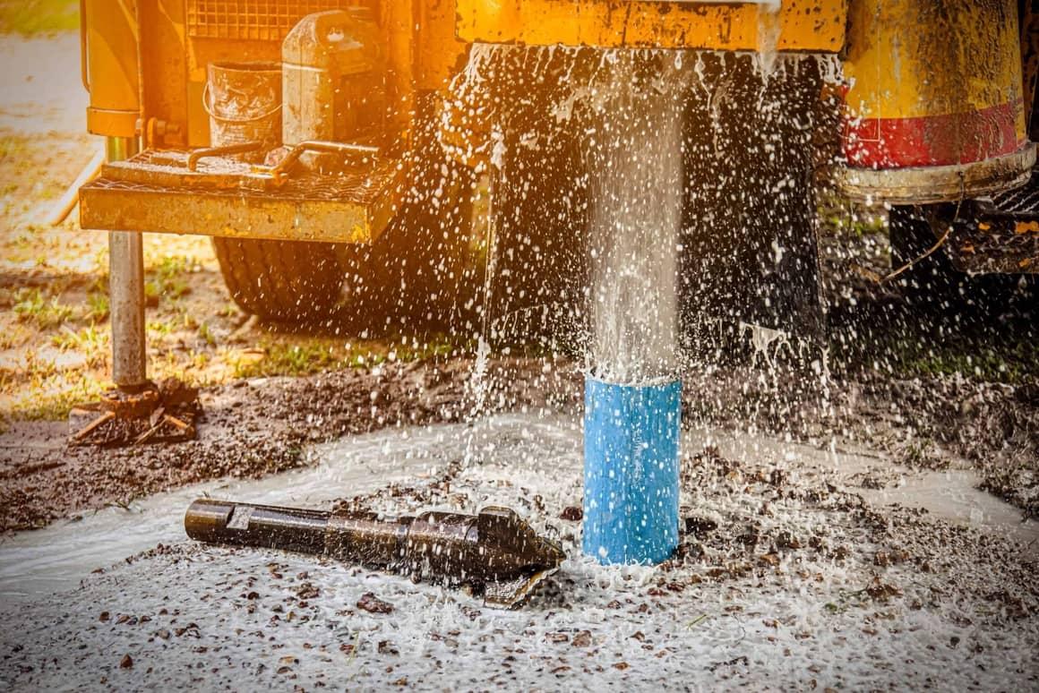Артезианская скважина – оптимальное водоснабжение частного дома