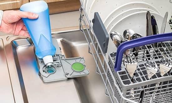 Выбор моющего средства столь же важен, как и самой посудомоечной машины!