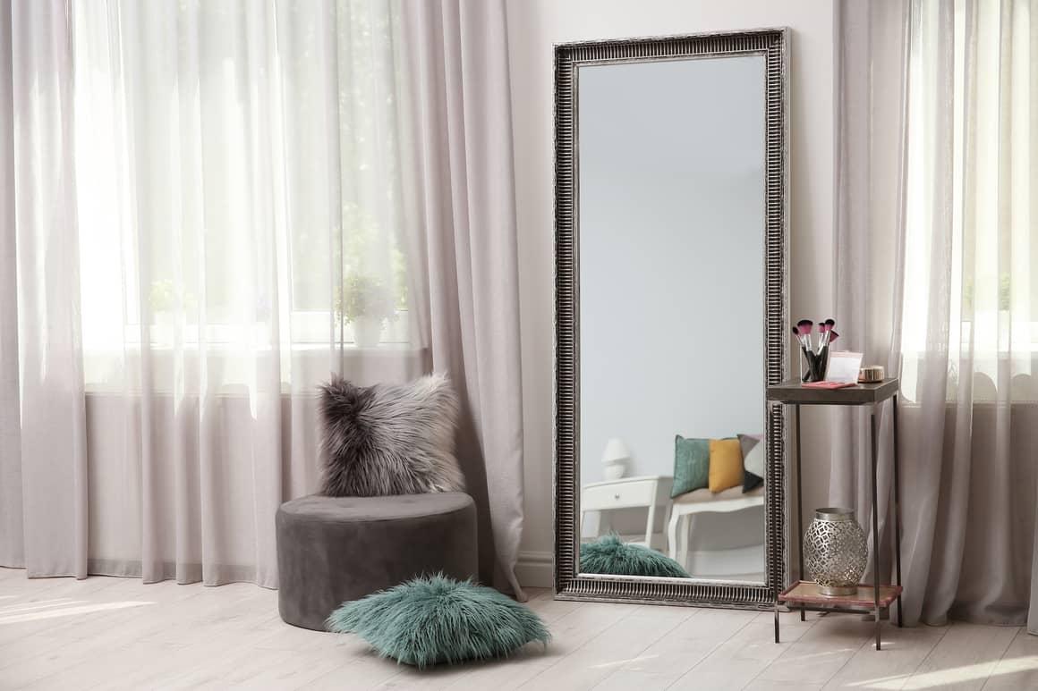 Как выбрать зеркало для квартиры