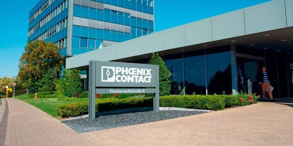 Продукция компании Phoenix Contact