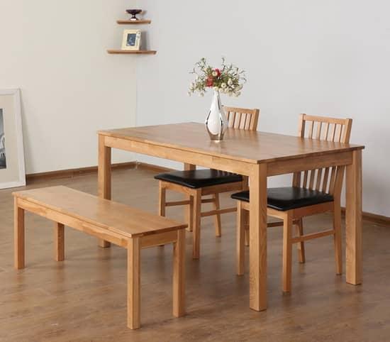 Самый простой и недорогой вариант обеденного стола