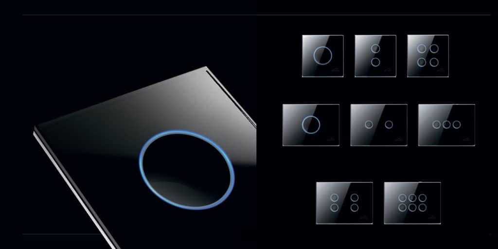 Выключатель сенсорный – купить с доставкой. Продажа выключателей сенсорного типа