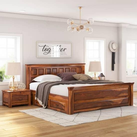 Такой комплект мебели прослужит вам долгие годы