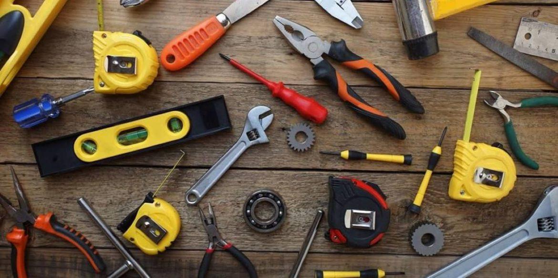 Основные инструменты для ремонта дома или квартиры